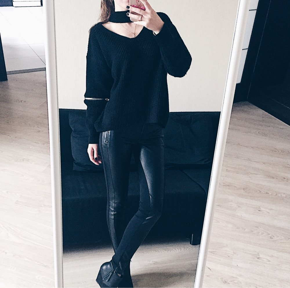 939ec6a00a4d Winter Spring Women Sweaters Pullovers Casual Loose Knitted Sweater Women  Tricot Pullover Jumpers Oversized