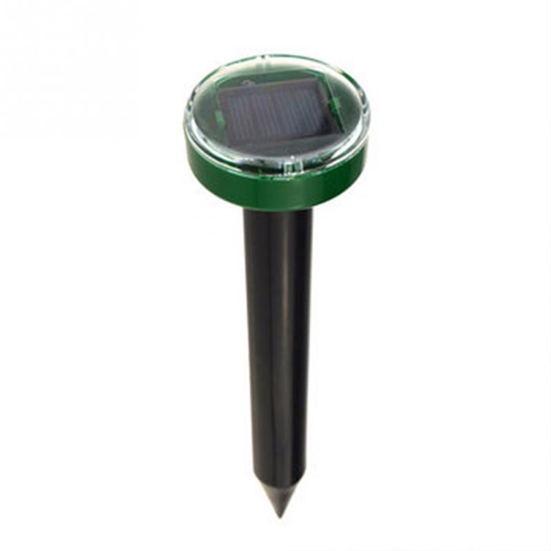 Reject Shop Outdoor Solar Lights: Eco-Friendly Solar Power Ultrasonic Gopher Mole Snake