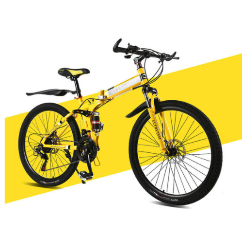 1899e17e77f Altruism X9 Mens Womens Mountain Bike 21 Speed Steel Gear shift 26 Inch  Double Disc Brakes Bicycles Road Cycling Riding