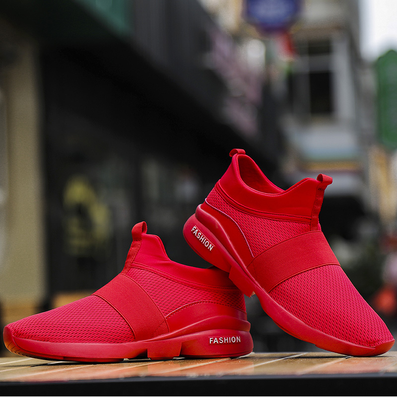 86734c79788 Spring/Autumn New Models Men Shoes 2019 Fashion Comfortable Youth ...