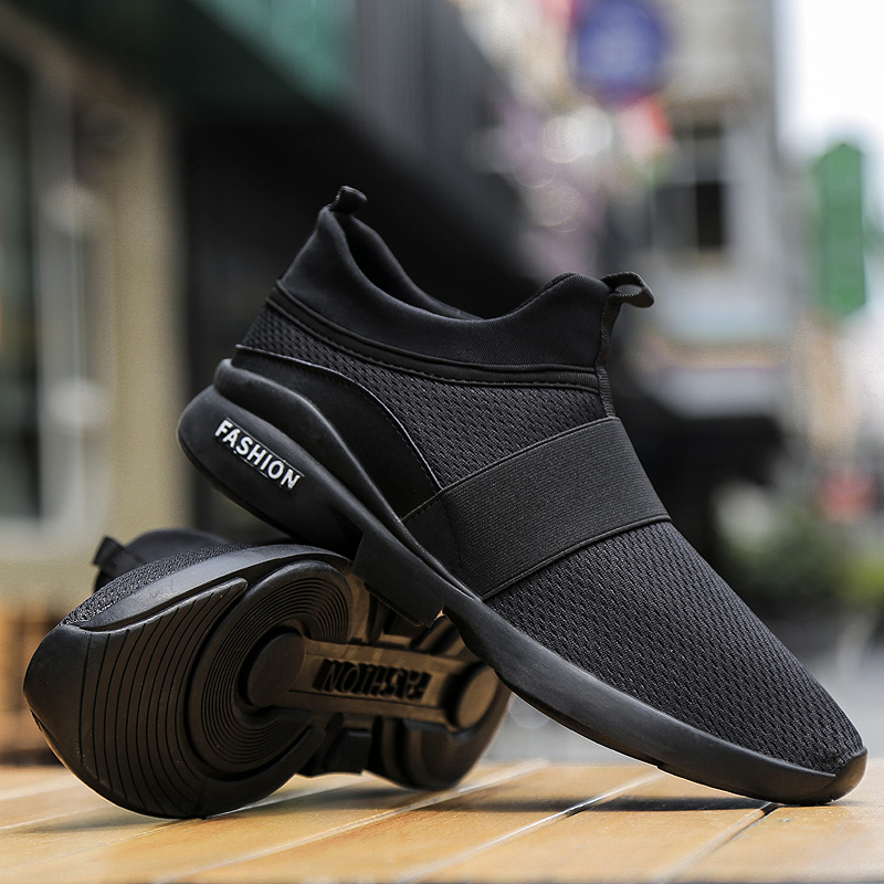 872a34e385c4 Spring Autumn New Models Men Shoes 2018 Fashion Comfortable Youth ...
