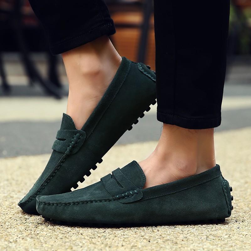 826077b1ef85 Men Casual Shoes 2019 Fashion Men Shoes Leather Men Loafers ...